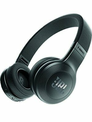 JBL Wireless On-Ear Headphones with One-Button Remote & Mic - Black (E45BT)™