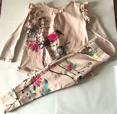 Ted Baker Girls jump suit size 3-4 yrs