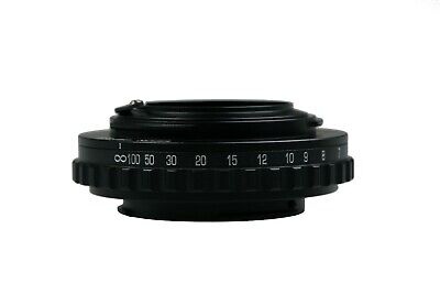 Kipon Advanced Adapter for Contax Rangefinder RF Lens to Sony E Mount NEX Camera