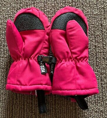 Girls Toddler Mittens - Like New