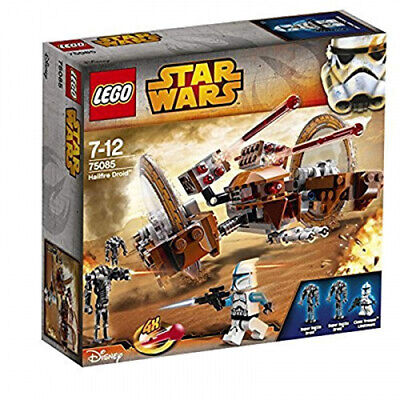LEGO Star Wars Attack of the Clones Hailfire Droid Exclusive Set #75085