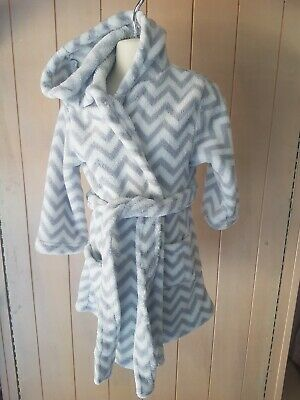 Children's Dressing Gown Size 2 Excellent Condition