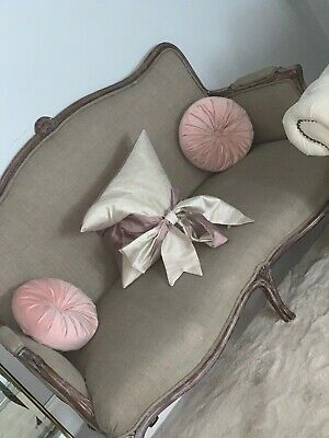 French SHABBY CHIC LOUIS STYLE Sofa