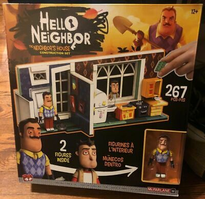 New McFarlane Toys Hello Neighbor The Kid Action Figure 12 points articulation.