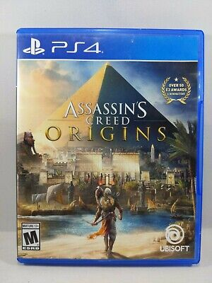 Assassin's Creed Origins for Playstation 4, PS4