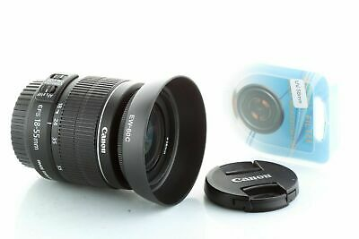 Objetivo Canon EF-S 18-55mm IS II para EOS 1200D 700D 60D .. (EFS)...