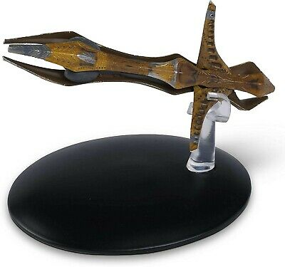 Eaglemoss STAR TREK Species 8472 Bioship Starship Die-Cast Model (Issue #43)