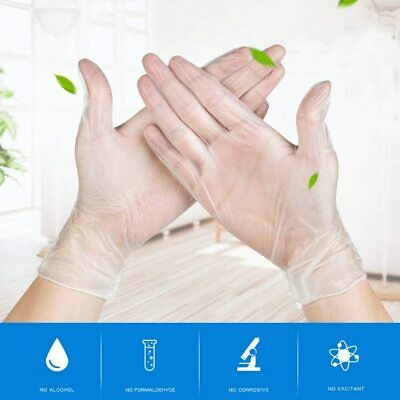 High Quality Vinyl Hygiene Powder/Latex Free Transparent Gloves Food Hygiene UK