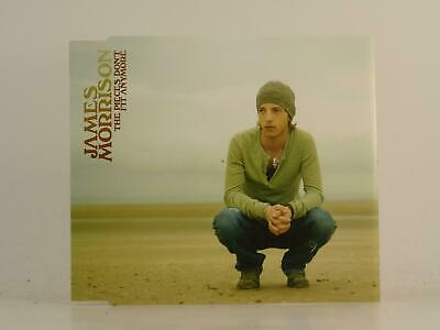 JAMES MORRISON, THE PIECES DONT FIT ANYMORE, EX/EX, 1 Track, Promo CD Single, Pi