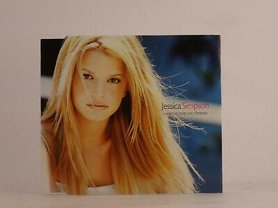 JESSICA SIMPSON, I WANNA LOVE YOU FOREVER, 1039, EX/EX, 3 Track, CD Single, Pict