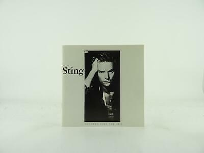 STING, ...NOTHING LIKE THE SUN, 157, VG/VG, 12 Track, CD Album, Picture Sleeve,
