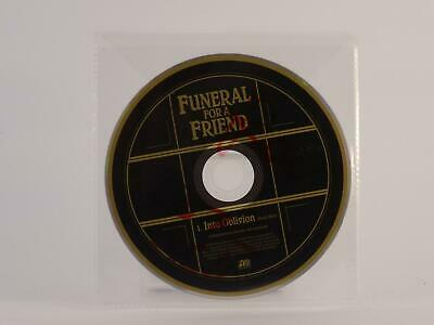 FUNERAL FOR A FRIEND, INTO OBLIVION, M/EX, 1 Track, Promotional CD Single, Plast