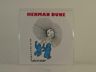 HERMAN DUNE, BE A DOLL AND TAKE MY HEART, EX/EX, 1 Track, Promo CD Single, Pictu