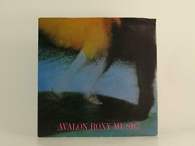 "ROXY MUSIC, AVALON, 82, EX/EX, 2 Track, 7"" Single, Picture Sleeve, EG RECORDS"