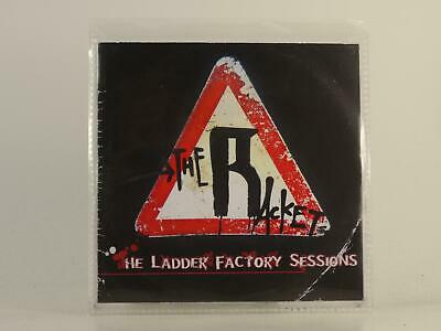 THE RACKET, THE NIGHTLIFE NIGHTMARE, VG/EX, 5 Track, Promo CD Single, Picture Sl