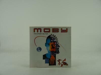 MOBY, THE STORY SO FAR, 445, EX/G, 12 Track, CD Album, Picture Sleeve, INSTINCT