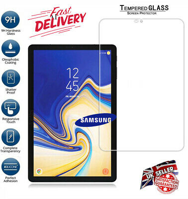 """Genuine Tempered Glass Screen Protector  SAMSUNG Galaxy Tab A SM-T590-T595 10.5"""""""