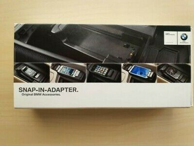 Original BMW Snap-In-Adapter Apple iPhone 6 / 6S Connect 8421240746