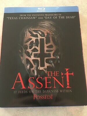 NEW The Assent Blu-Ray w Slipcover Canada Bilingual SEALED
