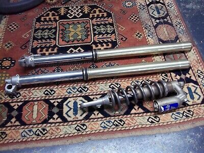 2007 yzf 450 suspension KYB SSS