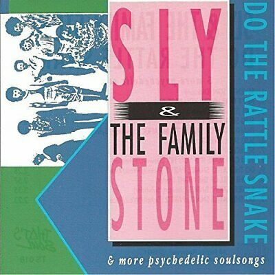 Sly & The Family Stone Do the rattle snake & more psychedelic soulsongs (.. [CD]