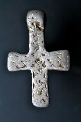 Ancient cross Viking silver cross 10th-13th century Cross of medieval Europe