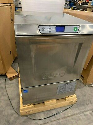 Hobart LXEH-2 High Temp Undercounter Dishwasher - (32) Racks/hr, 208-240v, 1 Ph