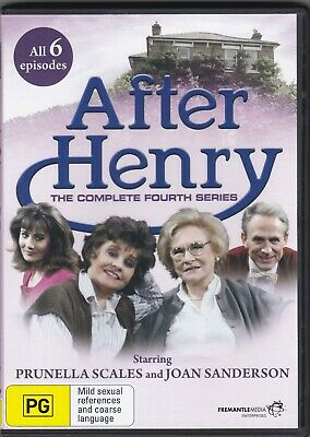 After Henry - The Complete Fourth Series - DVD (Region 4 PAL)