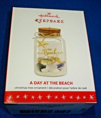 Hallmark 2016 A Day at the Beach The Beach Is My Happy Place