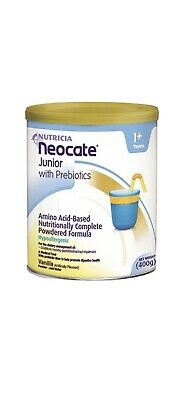 NEW Neocate Jr.  Vanilla with probiotic 4 Pack-