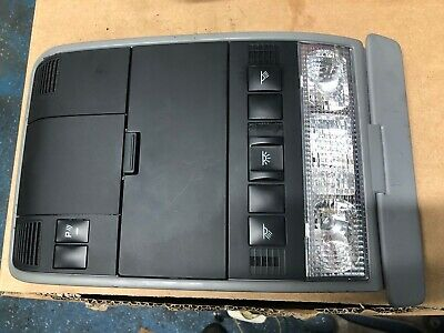 Porsche Cayenne 955 2006 Centre Interior Light / Lamp / Switch Panel