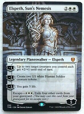 Magic The Gathering THEROS BEYOND DEATH Regular Promo Pack  x1