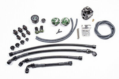 RADIUM ENGINEERING Fuel Rail Plumbing Fittings Kit Only for Nissan GT-R R35