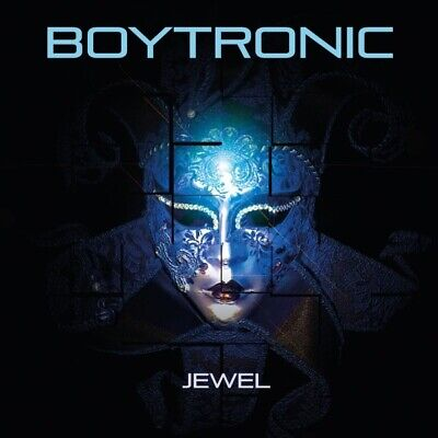 Boytronic - Jewel CD Oblivion NEW