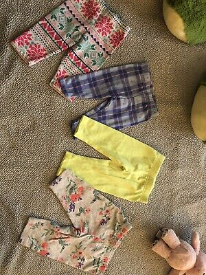 Baby Girl Used Pants Size 3 Months