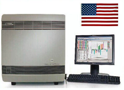 ABI 7900HT FAST Real Time PCR, ~ warranty onsite install & train / diagnosis