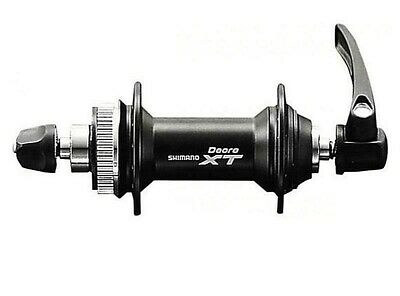 Shimano Deore Front Hub HB-M510 Black 36 holes with Skewer HB5
