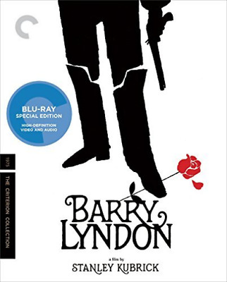 CRITERION COLLECTION: BARRY...-CRITERION COLLECTION: BARRY LYNDON ( Blu-Ray NEUF