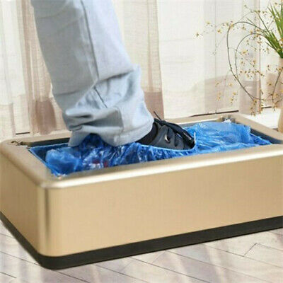 NEW Automatic Shoe Cover Machine anti-foot infection keep your home safe