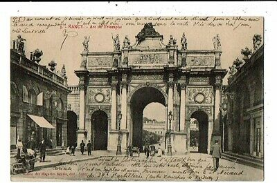 CPA-Carte postale-France- Nancy- Arc de Triomphe- -1912 VM15443