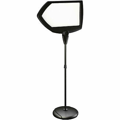 """MasterVision Arrow Dry Erase Sign Stand, 25""""W x 17""""H Sign"""