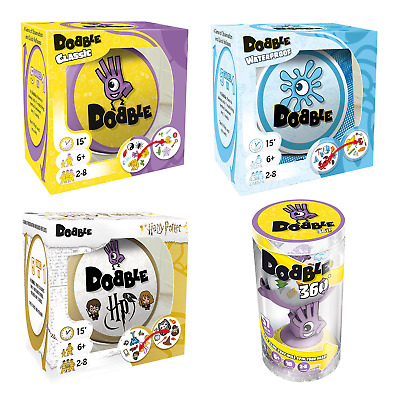 Dobble Card Games