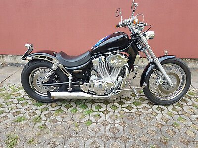 Suzuki VS 1400 Unikat Totalumbau durch THUNDERBIKE, Hamminkel
