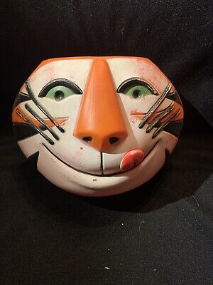 1968 Tony the Tiger Original Cookie Jar Kellogg's Sugar Frosted Flakes Premium