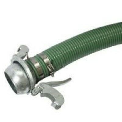 """Bauer Fittings Suction Hose Assembly Lever Lock Connectors 2"""", 3"""", 4"""" and 6""""."""