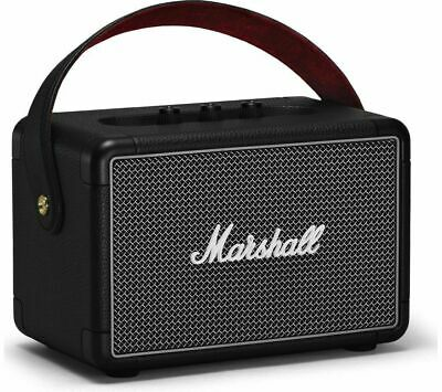 🔥MARSHALL Kilburn II Portable Bluetooth Speaker - Black🔥 🚚Free 24H Delivery🚚