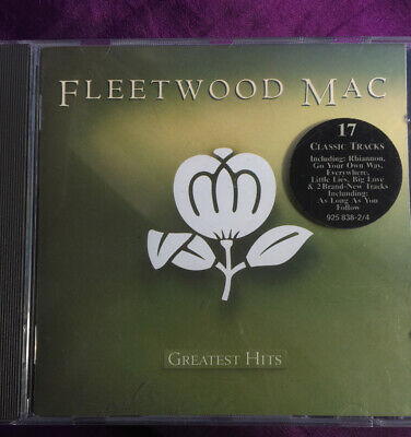 Fleetwood Mac - Greatest Hits CD (1988)