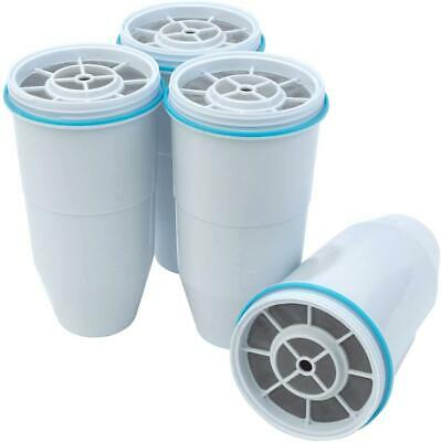 ZeroWater Replacement Water Filter Cartridges - 5 Stage Filtration System