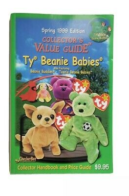 Ty Beanie Babies Collector's Value Guide, Spring Edition from 1999