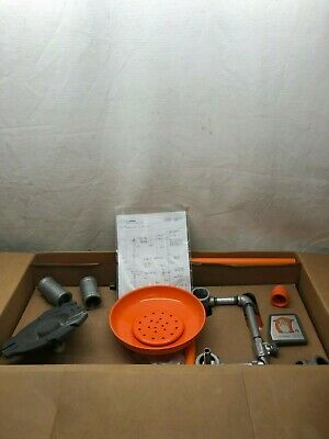 Guardian G1902P Safety Shower with Eye Wash Station